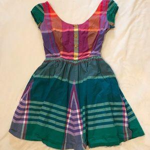 Vintage {Ralph Lauren} Country Label cotton dress